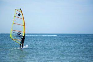 Travel Design wind surfing tours